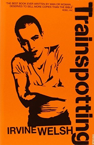 Image result for trainspotting book
